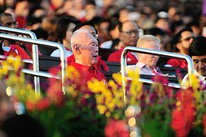 Lee Kuan Yew's Singapore as a Model for Kazakhstan