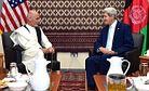 Afghanistan: Five Tasks for Ghani's Crucial U.S. Visit