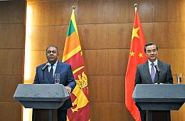 China Continues to Court Sri Lanka