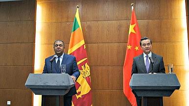 China Continues to Court Sri Lanka
