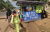 Japan Nixes Plan to Send Troops to Join Ebola Fight