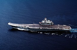 Does Russia Really Need a Second Aircraft Carrier?
