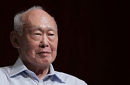 Singapore and the Worldview of Lee Kuan Yew
