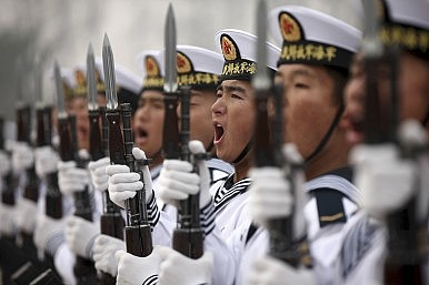 China: Exit Counter-Intervention, Enter Peripheral Defense