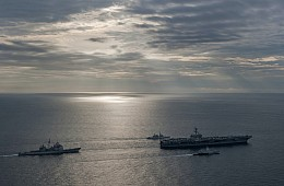 Malaysia Responds to China's South China Sea Intrusion