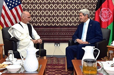 Afghanistan: Five Tasks for Ghani's Crucial U.S. Visit