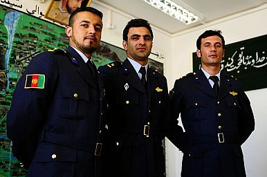 When Will the Afghan Air Force Be Ready to Fight the Taliban?