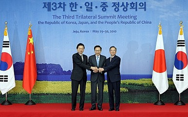 China-Japan-South Korea Relations Inching Forward