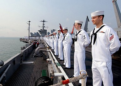 The United States' New Maritime Strategy: A Quick Look