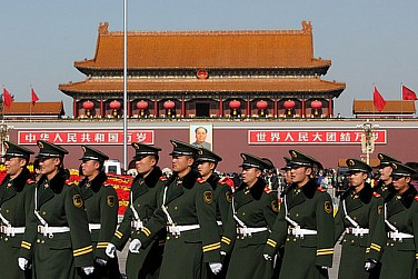 China Topples Germany in Arms Exports