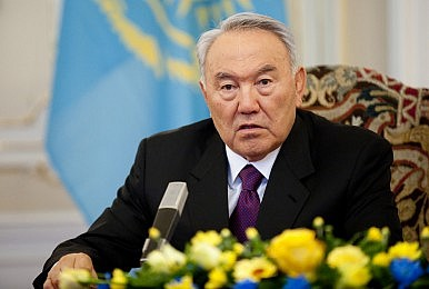 Kazakhstan: One Last Time for Nazarbayev