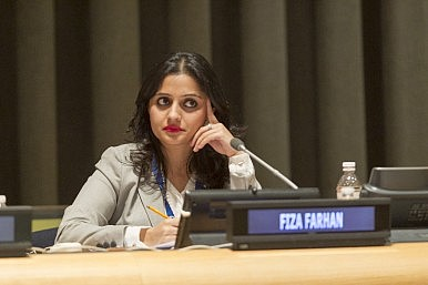 Fiza Farhan: A Pakistani Change-Maker