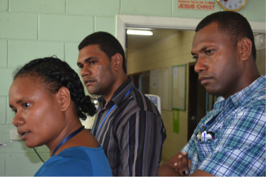 A Rare Opportunity for Pacific Islands Health Care