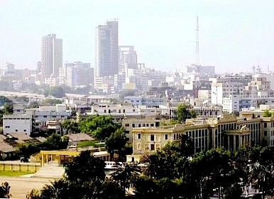 Pakistan's Biggest City Crippled by Politics