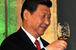 Charting the Rise of Xi Jinping