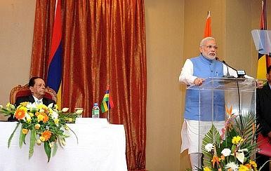 Narendra Modi's Active Indian Ocean Diplomacy