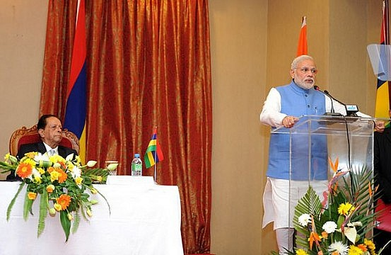 Narendra Modi's Active Indian Ocean Diplomacy