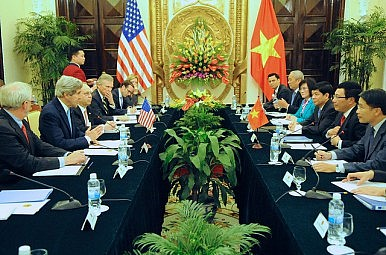 US and Vietnam: From Foes to Friends