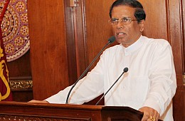 Suspended Sri Lankan Port Project Complicates Sirisena's Trip to China