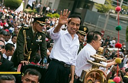 Indonesia's Jokowi Seals Second Presidential Term After Court Battle