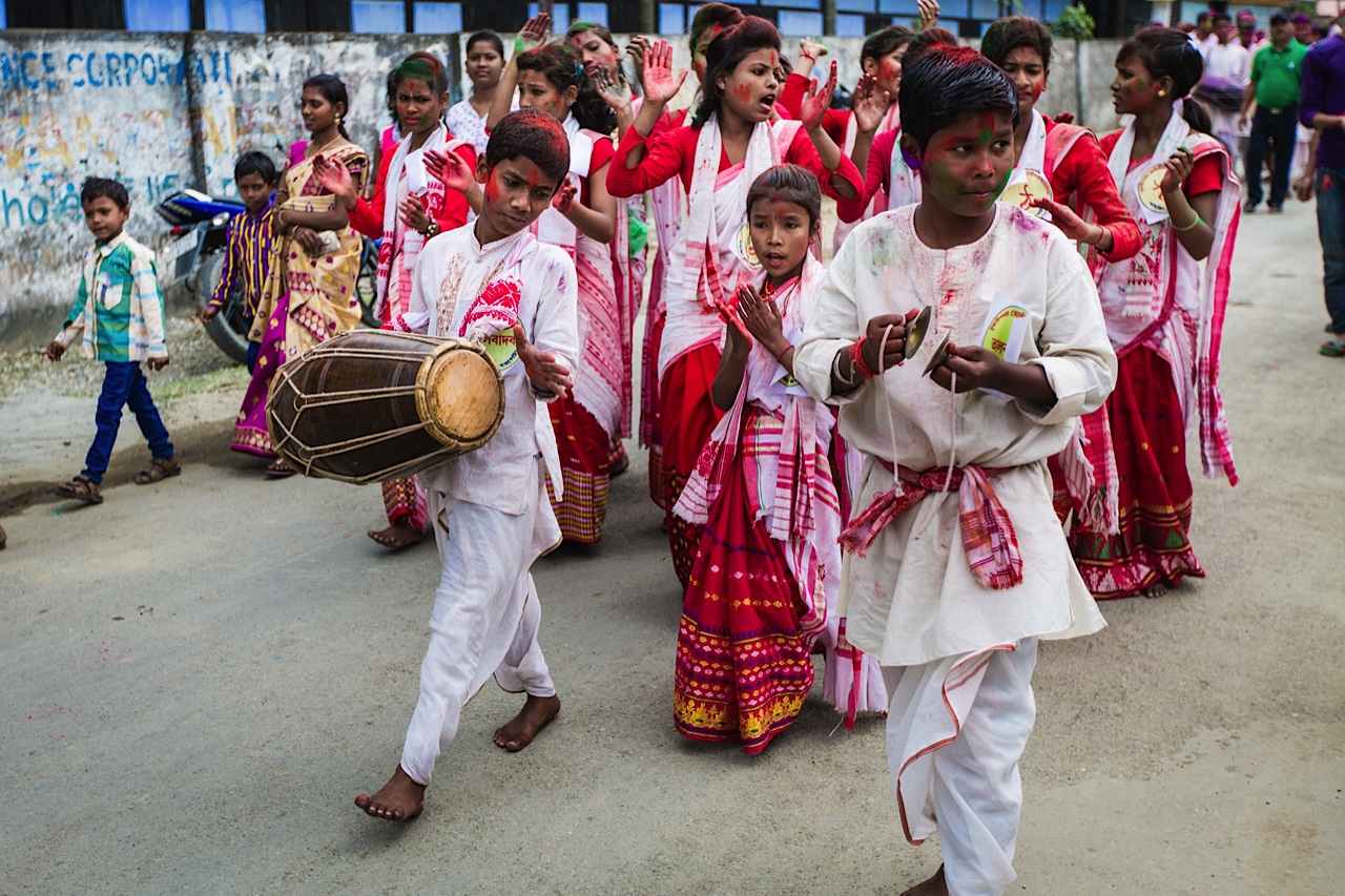 A Celebration in Northeast India
