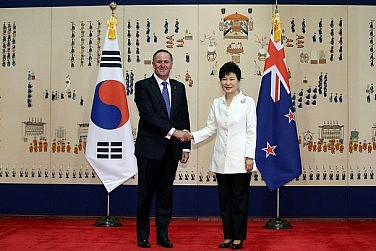 Korean Media Uninterested in New Zealand Spying Revelations