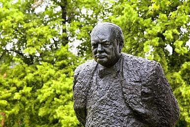 Winston Churchill in India