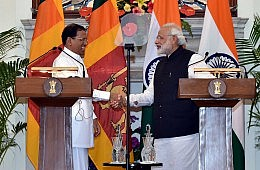 India's Key to Sri Lanka: Maritime Infrastructure Development