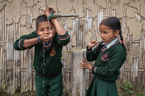Addressing Nepal's Water Crisis