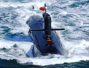 Image May Confirm Advanced Anti-Ship Capability of China's Type 093 Submarine