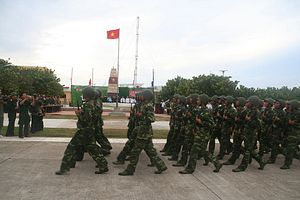 China, Vietnam Hold Joint Drills