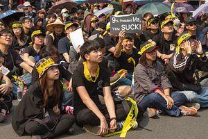 Taiwan: Ma's AIIB Dilemma
