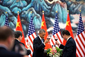 The US and China: Actions and Reactions