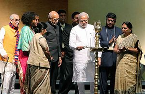 At End of Year One, Modi Fights to Maintain His Image