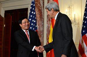 A Breakthrough in US-Vietnam Relations