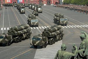 Sold: Russian S-400 Missile Defense Systems to China