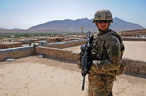 Shades of Grey in Afghanistan: A Conversation with James Creighton