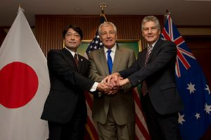 US-Japan-Australia Security Cooperation: Beyond Containment