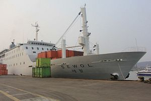 South Korea Will Salvage the Sewol Ferry