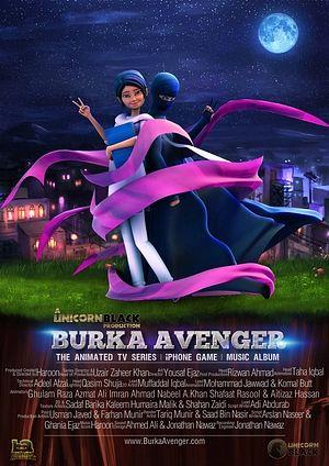 Can Pakistan's 'Burka Avenger' Score Fans in India?
