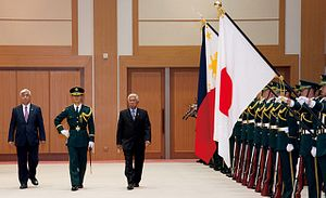 Japan, Philippines Seeking New Pact on Military Bases