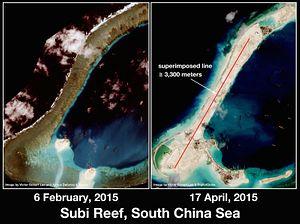 The Environmental Cost of China's South China Sea Construction