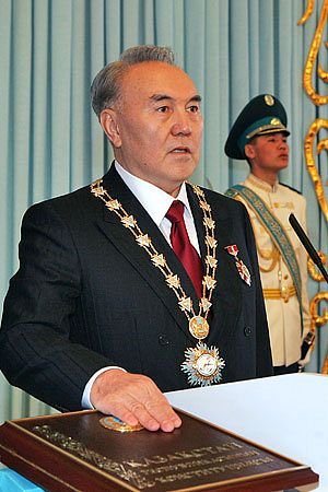 In Kazakhstan Election, Nazarbayev 'Crushes' Nominal Opposition