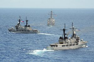 New PRC South China Sea Bases No Cause to 'Relax'