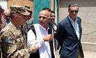 Ashraf Ghani's Taliban Predicament