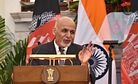 With Trade and Terrorism in Mind, Ghani Visits India