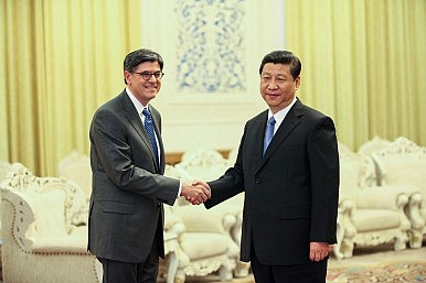 China IT Laws Top US Treasury Secretary's Agenda