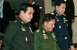 The Staying Power of Thailand's Military