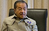 Mahathir's Laments Put Malaysia Back in the Spotlight