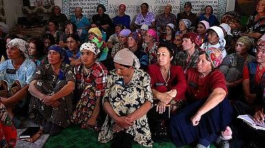 What Not to Wear in Tajikistan: The Hijab